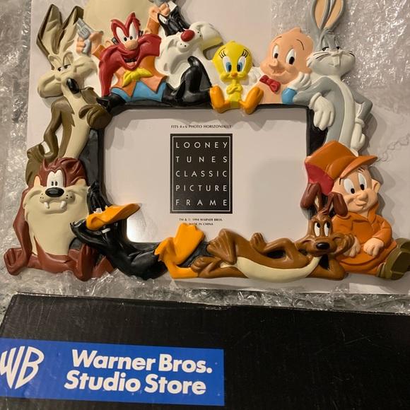 Original Warner Brother  picture frame